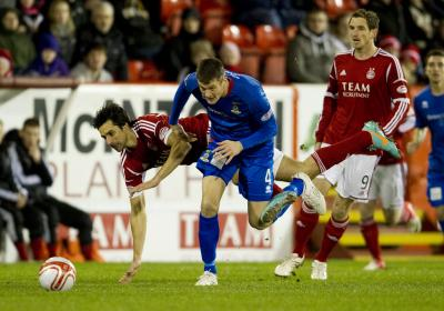 Inverness were worthy winners at Pittodrie