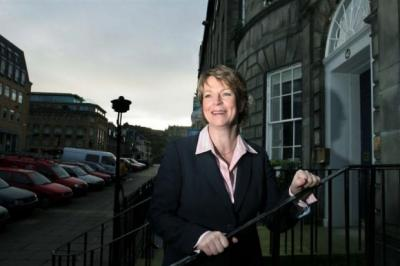 STRONG POSITION: Fiona Morton, who heads up Ryden, said property rivals are thinner on the ground in the north-east. Picture: Neil Bennett