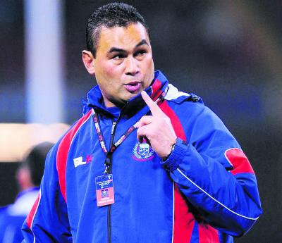 Samoa's success has led to Pat Lam's name being thrown into the mix for the Scotland job. Picture: Getty Images