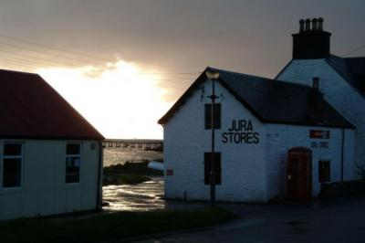 VITAL: Jura Stores is a lifeline for the 200 islanders.
