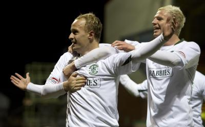 Leigh Griffiths has scored 13 times this season