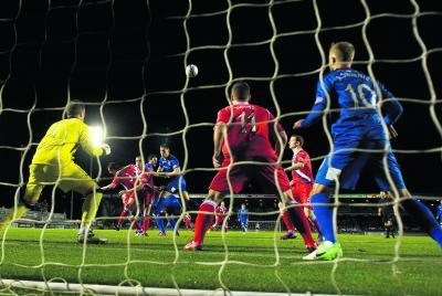 Inverness were convincing winners in the league meeting with Ross County earlier this season