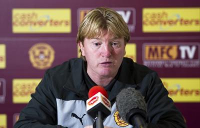Stuart McCall is still disgruntled by Darren Randolph's suspension