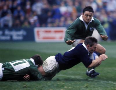 Gary Armstrong, the legendary scrum-half, has questioned Scotland players' passion after dismal Autumn Tests