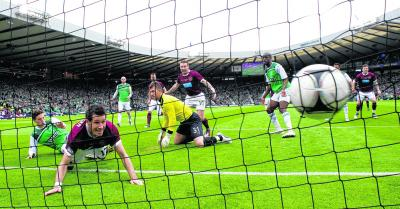 Popular matches, such as Hearts' trip to face Hibernian, should be saved for later in the competition, as it was last season