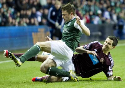 Lewis Stevenson feels beating Hearts has gone some way to exorcising the trauma of last year's final
