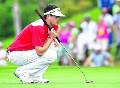 Keegan Bradley long-putted his way to success in the 2011 PGA Championship