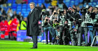 Jose Mourinho is coming  under further media scrutiny
