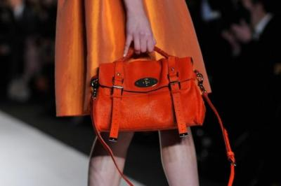 IMPROVING: Mulberry said sales are 11% ahead in the nine weeks to December 1.  Picture: Getty Images