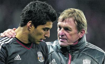 Kenny Dalglish's approach to the Luis Suarez controversy  is rooted in his traditional values. Picture: PA