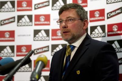 Craig Levein has cast the net far and wide for eligible players