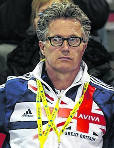 Charles Van Commenee has set no performance targets