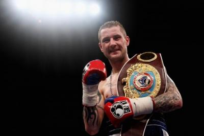 Ricky Burns is happy having a low profile   Photograph: Getty
