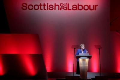 Scottish Labour leader Johann Lamont