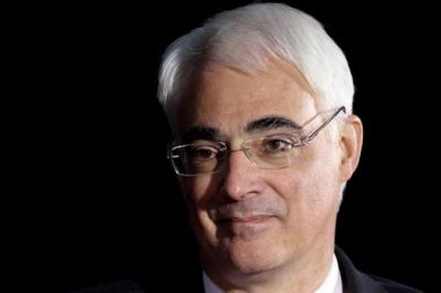ALISTAIR DARLING:  Alex Salmond is 'not infallible'.