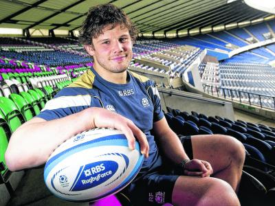 Scotland captain Ross Ford knows his side need to beat Italy to avoid the wooden spoon. Picture: SNS