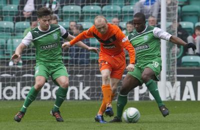 Hibernian 0 Dundee United 2