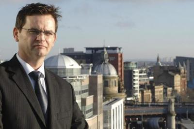 Gerard Kelly, former head of the Scottish Investment Bank