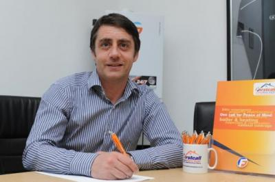 CONFIDENT: Paul Greaves, MD of First Call Home Assist.