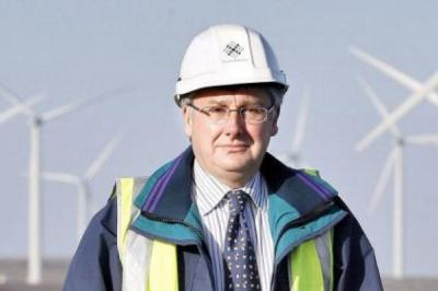 BIG ROLE: Philip Bowman was chief executive of ScottishPower in 2006, when it was sold to Spanish utility giant Iberdrola. Picture: Paul Dodds