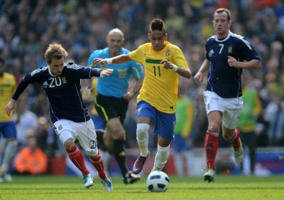 Barry Bannan  is one of around a dozen Scots hoping to make the final cut.  Picture: SNS
