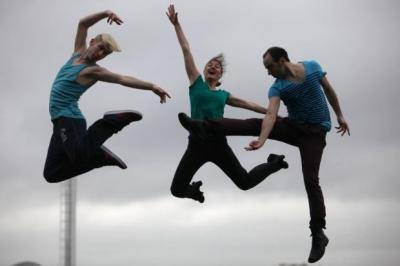 HIGH POINT: Contemporary dancers from Dance House will assist in the Barrowlands project.