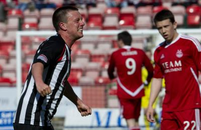 Joe Cardle was central to Dunfermline's best work