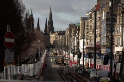 Environmental watchdog Sepa has come under fire over its treatment of concerns about waste from Edinburgh's tram project