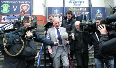 Green described meetings with the SPL and SFA as productive