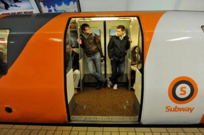 out of focus: Glasgow Subway operator SPT wants to ban taking photographs on its trains and in its stations.