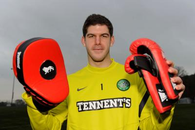 Fraser Forster was overlooked by England for the European Championships