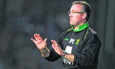 Lambert's move may spark others on the managerial merry-go-round. Picture: Jamie McDonald/Getty Images