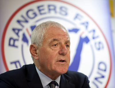 Walter Smith will oversee the complete rebuilding of the club