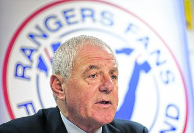Former manager Walter Smith is back on the scene in a potential club takeover. Picture: Rob Casey/SNS