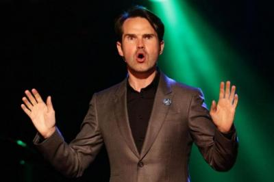 jokeR: Comedian Jimmy Carr came under fire over his tax bill.