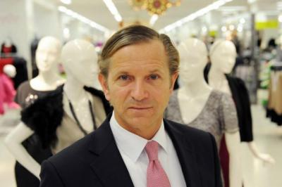UNDER PRESSURE: M&S chief executive Mark Bolland said the last quarter had been tough for the company. Picture: Adrian Brooke/Imagewise