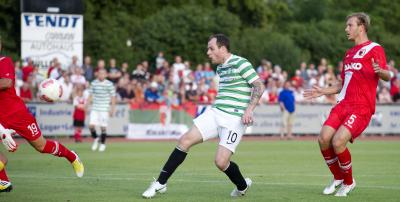 Neil Lennon is eager to agree new terms with Anthony Stokes
