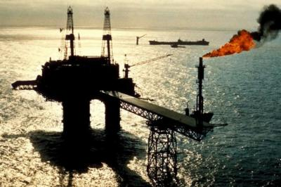 RESERVES: The OBR cut its forecasts for North Sea oil revenues, and called oil and gas the 'most volatile of the main tax streams'.