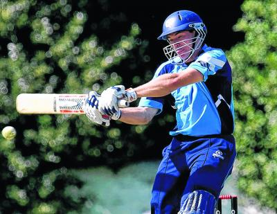 Richie Berrington is a fine example of how Scottish cricketing talent has flourished. Picture: SNS