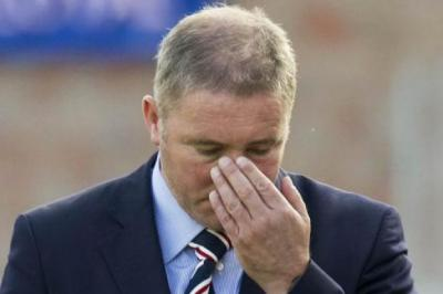 Ally McCoist has hit out at what he perceives as a hostile agenda