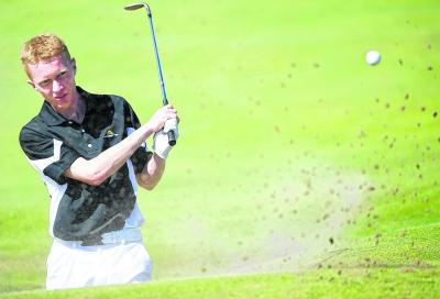 Richard Docherty was full of praise for the nine-hole Bearsden club. Picture: Kenny Smith