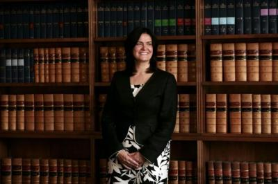 OPTIMISM: Law Society of Scotland boss Lorna Jack said the plans will create further jobs. Picture: Steve Cox