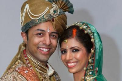ORDEAL: Shrien is accused of killing his bride Anni.