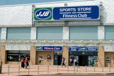 FUTURE DOUBT: The 33 JJB stores in Scotland, including the one at Glasgow Fort Shopping Centre, will be part of the sale. Picture: Nick Ponty.