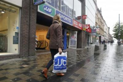 CONCERN: JJB flourished during the boom in consumer spending in the 1990s, but was hit hard in the financial downturn. Picture: Mark Gibson