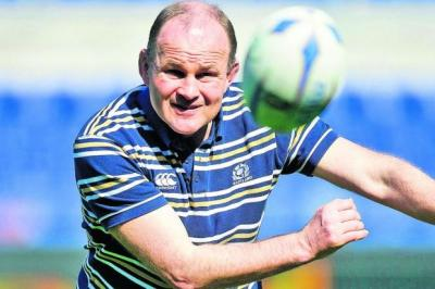 Andy Robinson will have much to ponder as many of the players who took part in the successful tour of Australasia could be major doubts for the November series of Test matches   Photograph: SNS Andy Robinson will have much to ponder as many of the players who took part in the successful tour of Australasia could be major doubts for the November Tests   Photograph: SNS