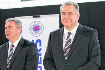 Graham Wallace will see his popularity slide as he implements brutal cuts. Picture: SNS