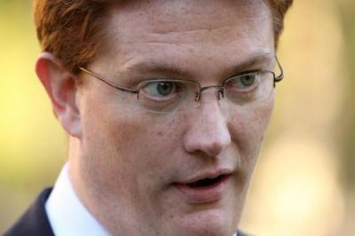 Harriet Harman called Danny Alexander a 'ginger rodent' on Twitter