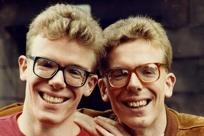 The Proclaimers in 1989