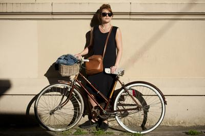 Jo's bicycle chic